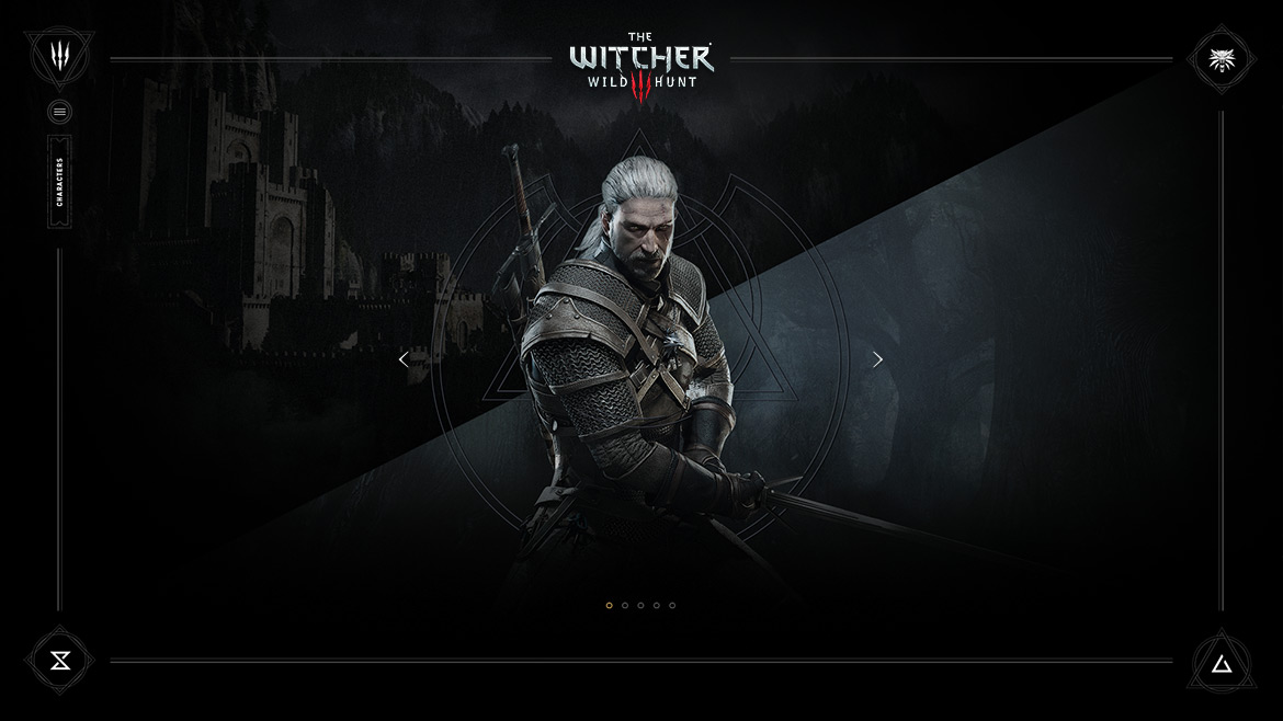 LorisWitcher3-CharactersScreen01a
