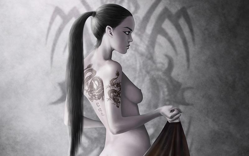 Oriental Scars