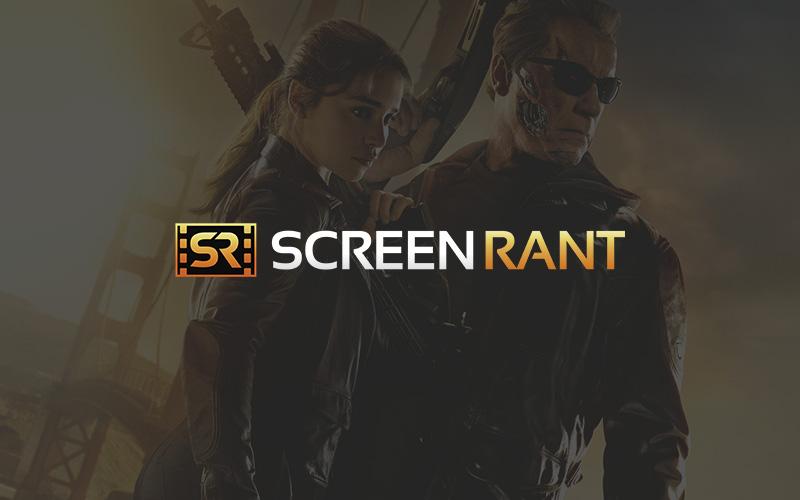 Screen Rant: Movies & TV News Website