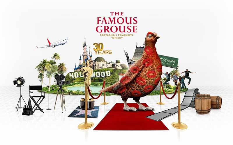 The Famous Grouse: Join The Famous