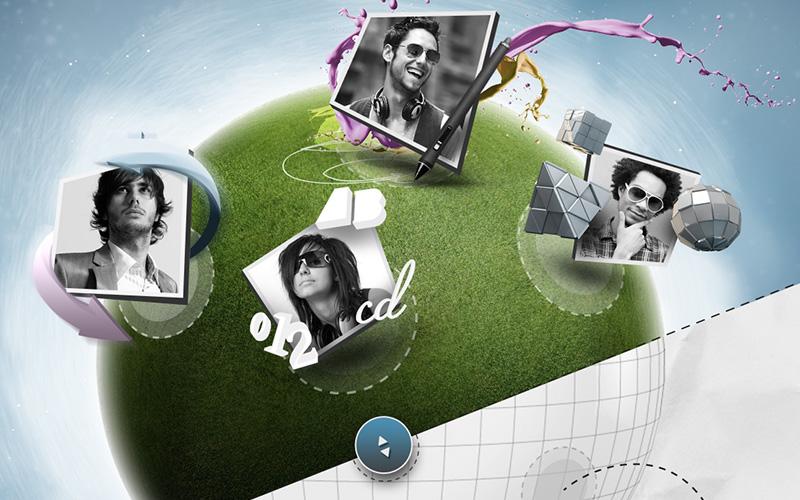 .Net Magazine: Above The Fold 2012