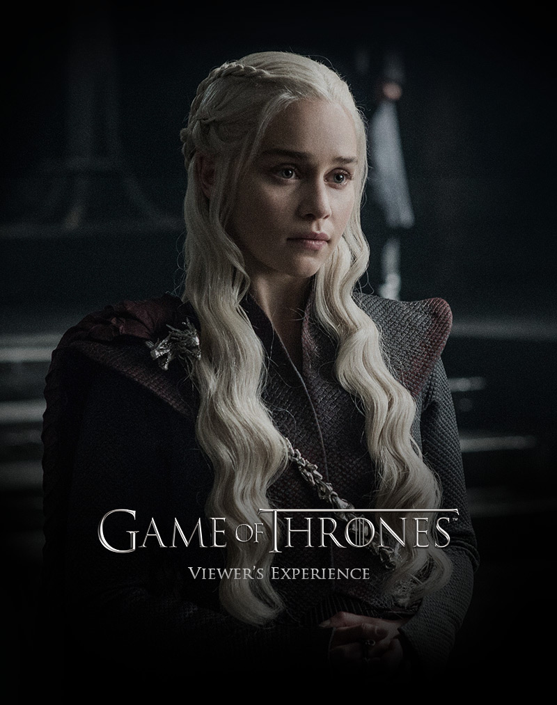 Game of Thrones: Viewer's Guide Experience