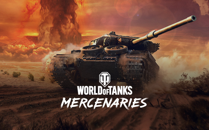Wargaming – World of Tanks: Mercenaries